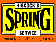 Hiscock's Spring Service